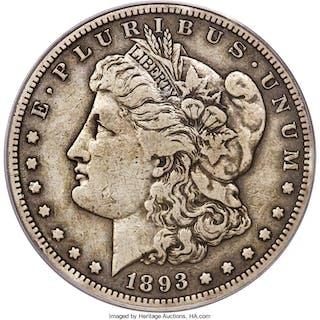 1893-S S$1