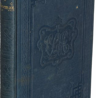 Thomas Waters. The Recollections of a Policeman. New York: 1852. First