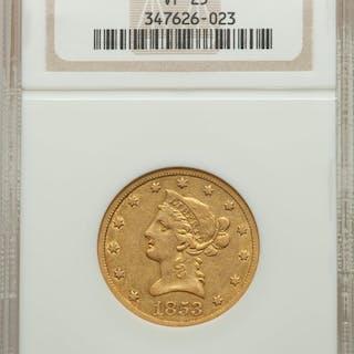 1853-O $10