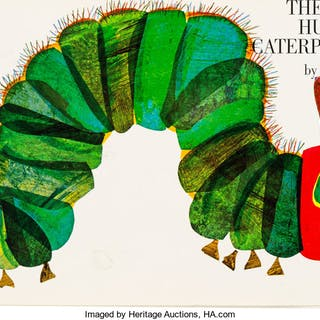 Eric Carle. The Very Hungry Caterpillar. New York: The World Publishing