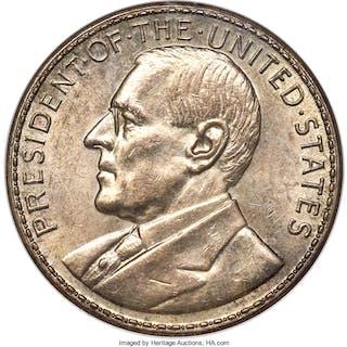 "USA Administration silver ""Wilson"" Dollar 1920 MS63 ANACS,..."