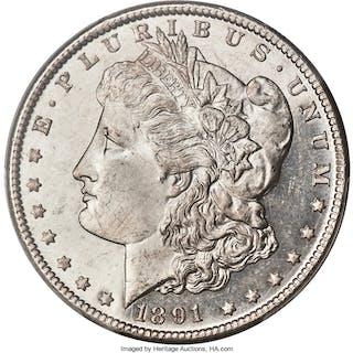 1891-CC S$1, MS, PL