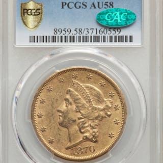 1870-S $20