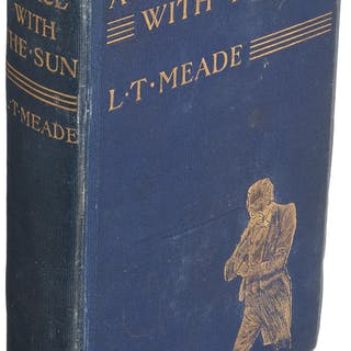L. T. Meade, with others. Group of Four Ward, Lock & Co. Books. London: