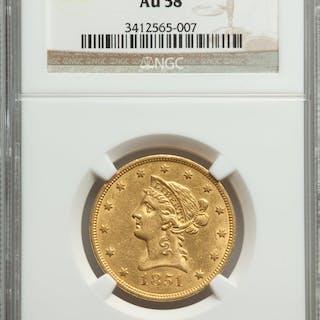 1851 $10