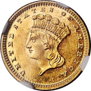 1867 G$1, CA