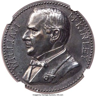 1898 Medal JK-AC-42, MS