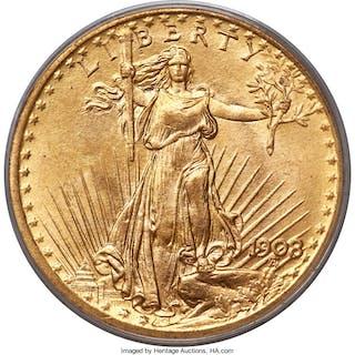 1908 NM $20 Wells Fargo