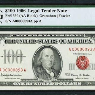 Legal Tender Note
