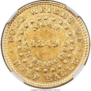 1849 Norris, Greg, & Norris Five Dollar, P.E.