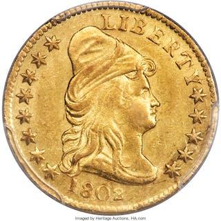 1802/1 $2 1/2 BD-1