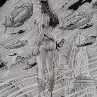 Original Art #Illustration