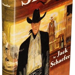 Jack Schaefer. Shane. Boston: Houghton Mifflin Company, 1949. First