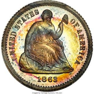 1863 H10C, CA