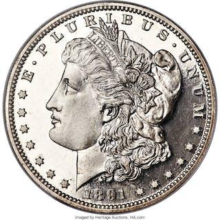1891 S$1, CA