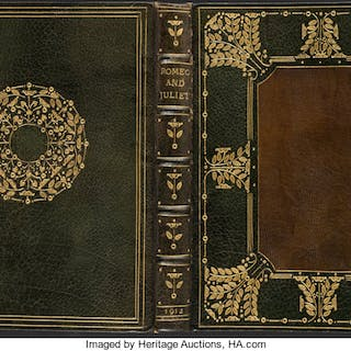 [Abbey Press]. William Shakespeare. The Tragedy of Romeo and Juliet.