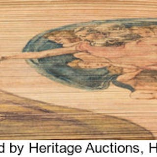 [Panoramic Fore-Edge Painting]. J. Haydn. The Creation. London: [undated