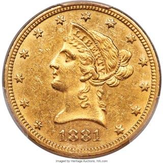 1881-O $10