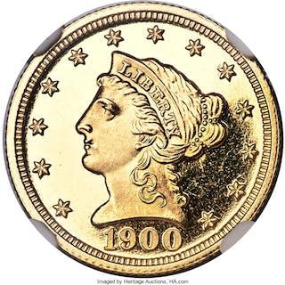 1900 $2 1/2, DC