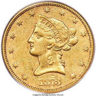 1873-CC $10