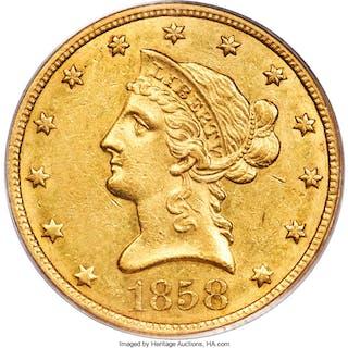 1858-O $10