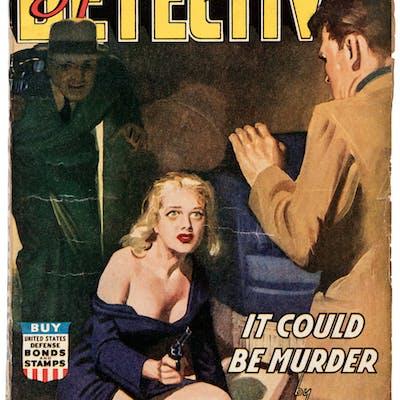 Spicy Detective Stories (pulp) #1942-08