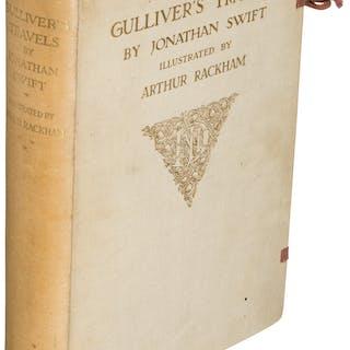 [Arthur Rackham, illustrator]. Jonathan Swift. Gulliver's Travels
