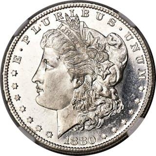 1880-S S$1, PL