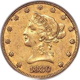 1880-O $10