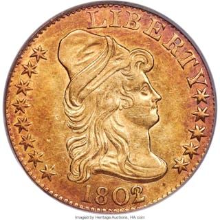 1802/1 $5 BD-1
