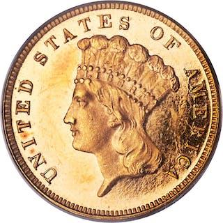 1882 $3 FS-301, MS