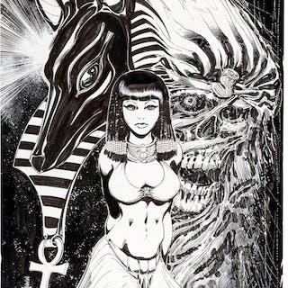 Original Art #Cover