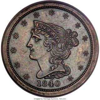 1840 1/2 C ORIGINAL, PR, BN
