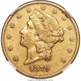 1879-O $20