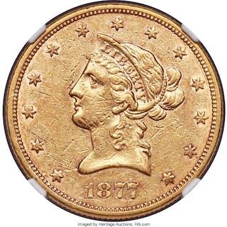 1877-S $10