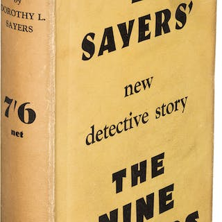 Dorothy L. Sayers. The Nine Tailors. Changes Rung on an Old Theme