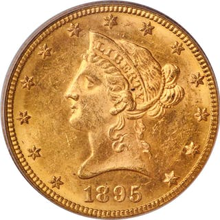 1895-O $10