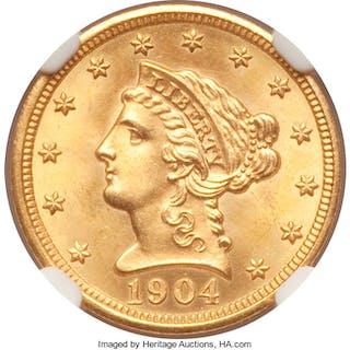 1904 $2 1/2