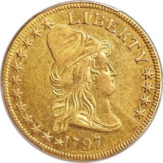 1797 $10 BD-1