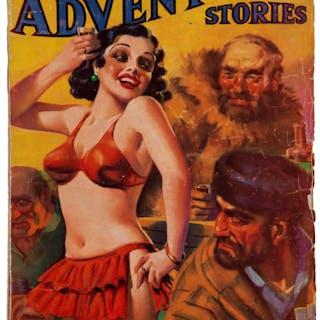 Spicy Adventure Stories (pulp) #1936-04