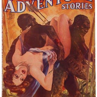 Spicy Adventure Stories (pulp) #1935-04