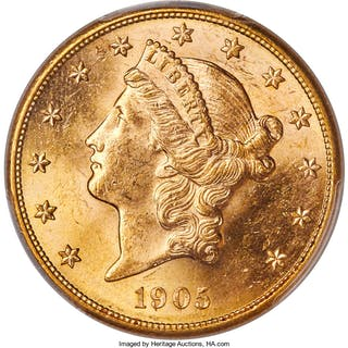 1905-S $20