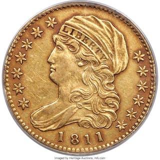 1811 $5 BD-2
