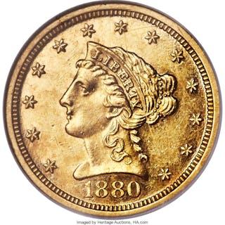 1880 $2 1/2
