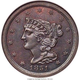 1851 1/2 C C-1, BN, MS