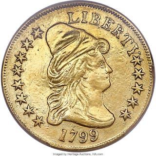 1799 $10 BD-8
