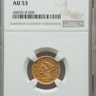 1857-O $2 1/2