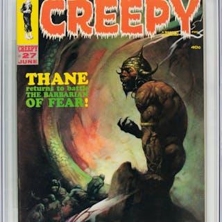 Creepy (Magazine) #27