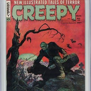 Creepy (Magazine) #10