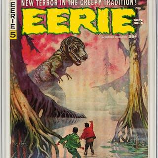 Eerie (Magazine) #5